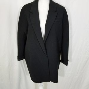 H&M Black Blazer Size 10